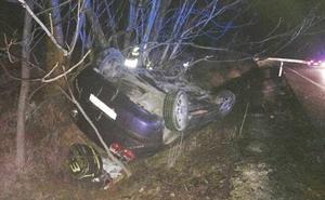 Fallece tras volcar con su coche entre Úbeda y Jódar y ser atropellado al intentar pedir ayuda