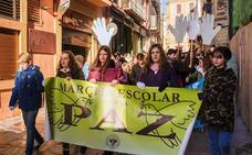 Decenas de escolares participaron en diferentes actividades por el Día de la Paz