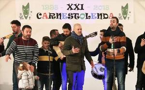 El próximo domingo tendrá lugar la Carnestolenda en el pórtico del Carnaval