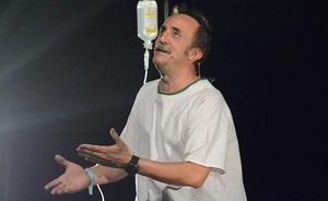 Santi Rodríguez llegará el domingo a Úbeda con todas las entradas vendidas