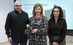 Reconocimiento a nivel andaluz para la AMPA Renacimiento del colegio de la Trinidad