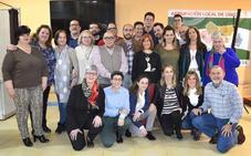 El PSOE de Úbeda eligió su candidatura para las próximas elecciones municipales
