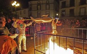 Cientos de personas despidieron el Carnaval ubetense con el Entierro de la Sardina