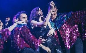 Zahara obtuvo el galardón al mejor videoclip en los Premios de la Música Independiente