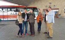 Concluyen las obras de mejora en las instalaciones de la estación de autobuses