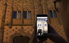Dos talleres para jóvenes sobre fotografía realizada con la cámara del móvil