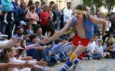 Malabares, acrobacias y mucho humor en la primavera ubetense