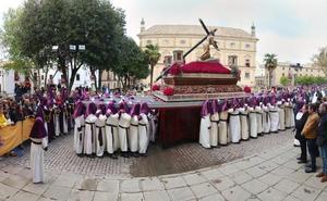 Viernes Santo sin procesión general en Úbeda