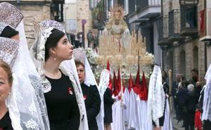 Jesús Resucitado pudo procesionar por las calles ubetenses