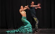 Premio compartido en el concurso del Festival Flamencos y Mestizos, este año enfocado al baile