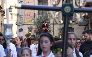 La Semana Santa ubetense en miniatura