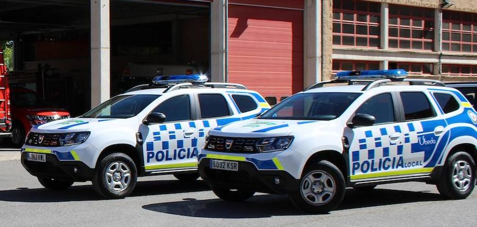 Refuerzo del parque móvil de Bomberos, Policía Local y servicio de limpieza viaria