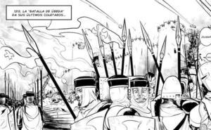 El cómic 'El protector' de Ramón Pérez gana el premio 'Úbeda BD'