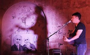 El cantautor ubetense Juanfra Cordero publica nuevo disco