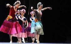 La grandeza de la danza española