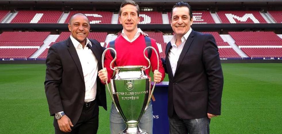 Juan Carlos Sánchez, un ubetense en la organización de la final de la Champions League