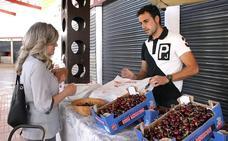 La Muestra de la Cereza llega al Mercado de Abastos de Úbeda