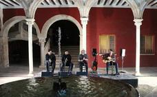 El cantaor Ingueta Rubio presentó su primer disco en solitario en el marco del Festival de Música