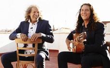 José Mercé y Tomatito presentan hoy en directo su disco 'De verdad'