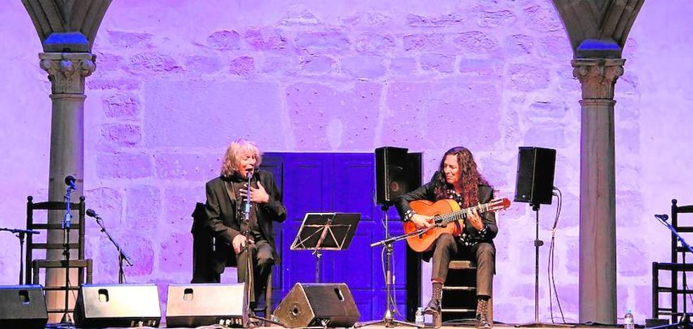 José Mercé y Tomatito, flamenco del de verdad