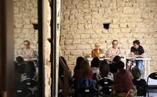 Presentación del poemario 'Este país' del poeta Javier Bozalongo