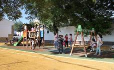 Nuevo parque lúdico en la pedanía de Santa Eulalia