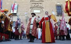 Preparativos para una nueva edición de las Fiestas del Renacimiento