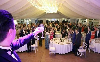 La Gala Jaén Solidaria logró recaudar 16.000 euros para la Asociación Ales