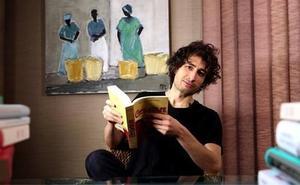 Baptiste Touverey, primer invitado internacional del Certamen de Novela Histórica