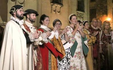 Las Fiestas del Renacimiento, hoy en el programa 'Andalucía de fiesta' de Canal Sur