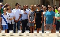 El PP de Úbeda recordó a Miguel Ángel Blanco en el aniversario de su secuestro y asesinato