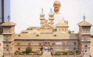 Falleció Antonio López García-Gasco, el constructor de edificios en miniatura