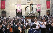 Úbeda arropó a la Virgen del Carmen en el día de su festividad
