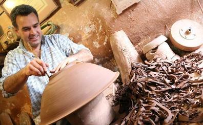 Pablo Tito logra el primer premio de cerámica tradicional en el Concurso Internacional de La Rambla