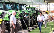 Más de 300 marcas se darán cita en la Feria de la Maquinaria Agrícola