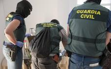Detenidas 27 personas al desarticular en Úbeda al 'clan de los Pikikis', dedicado a vender droga