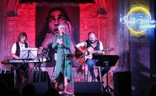 Concierto de Mara Barros en San Lorenzo