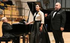 Recital de ópera solidario a cargo de Montserrat Martí Caballé
