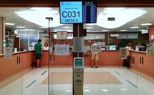 El hospital de Úbeda incorpora un gestor de espera en el área de atención al usuario