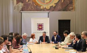 Reunión del delegado con los directores y AMPAS de los centros educativos de Úbeda