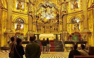 460 aniversario de la consagración de la Sacra Capilla del Salvador