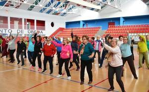 Dos grupos más de gimnasia para mayores para eliminar las listas de espera