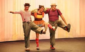 Humor circense clásico para abrir el Festival de Clown y Circo 'Cucha de Otoño'