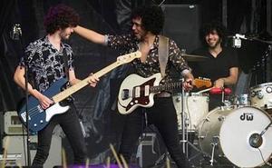 El grupo Los Vinagres actuará en Úbeda el próximo domingo