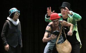 Teatro inclusivo en la Muestra de Otoño
