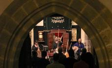 El festival permitió disfrutar de un viaje musical por el Mediterráneo y de un virtuoso del piano