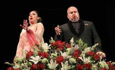 Ópera y poesía por una buena causa