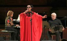 Redescubriendo a Piazzolla en la voz de Martirio y en las manos de Chano Domínguez