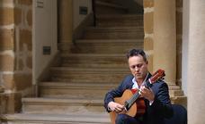 La guitarra de David Martínez clausuró el Festival de Música y Danza