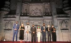 Entrega de los premios 'Jaén, paraíso interior' entre monumentos renacentistas